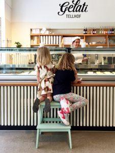 Gelati Tellhof Zuerich City Guide Zuerich mit Kindern Eisladen Zuerich