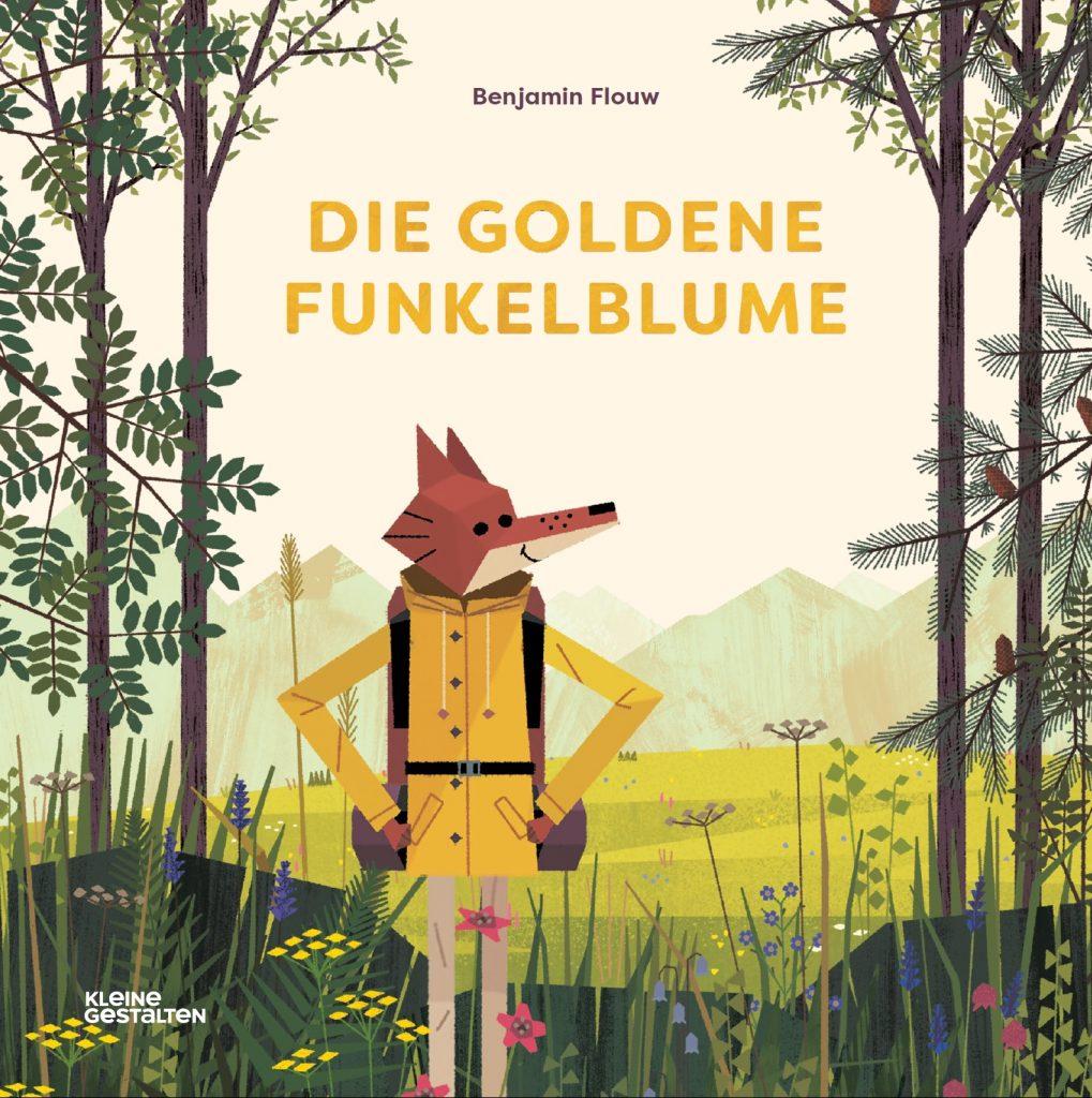 Naturbücher für Kinder; Funkelblume_Cover