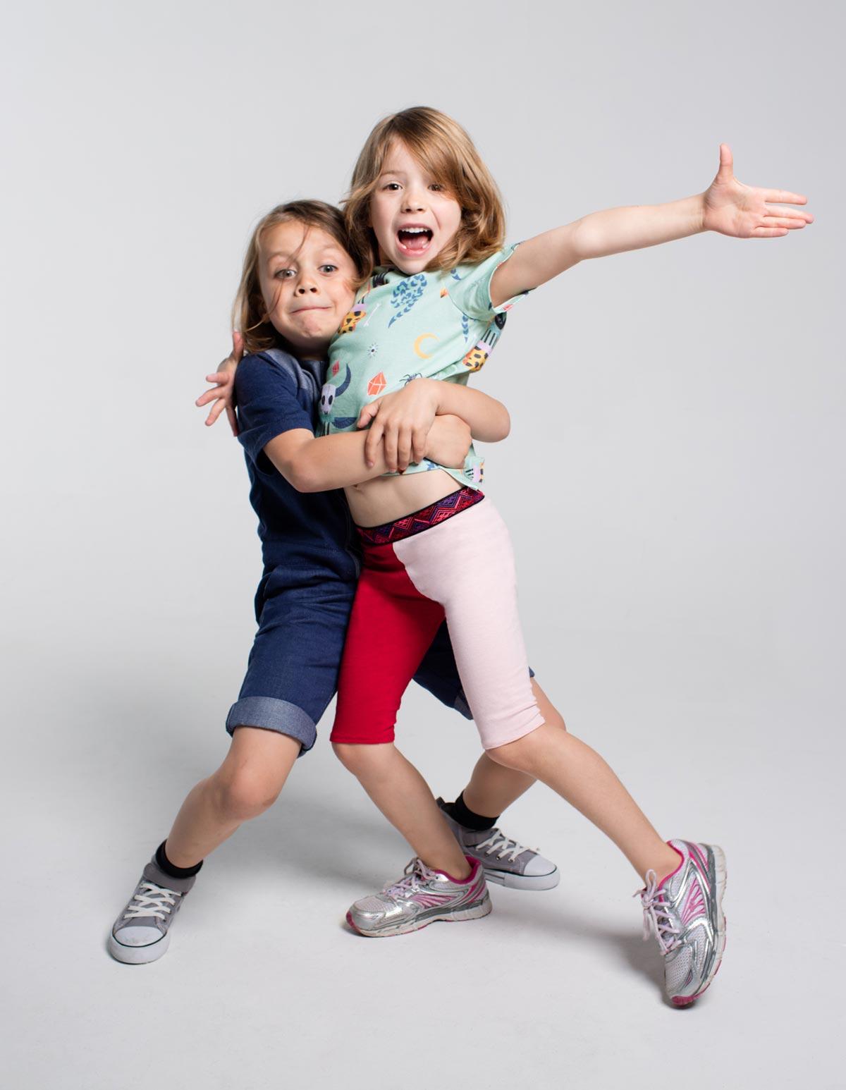 unisex kindermode Totem Kids