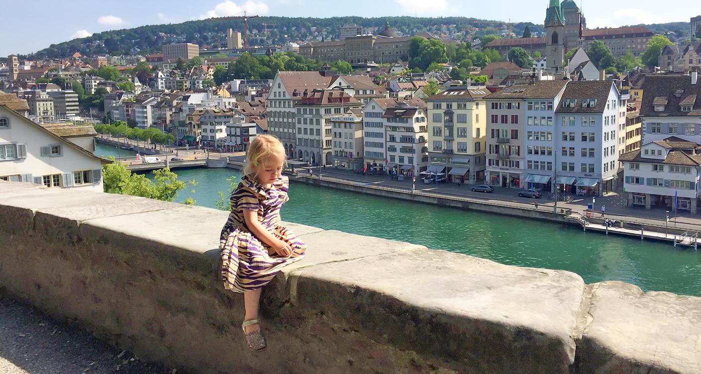City Guide: 15 Insider-Tipps für Zürich mit Kindern