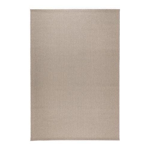 Morum Ikea Teppich beige Outdoor Indoor Einrichten Dekorieren Wohnen Interior