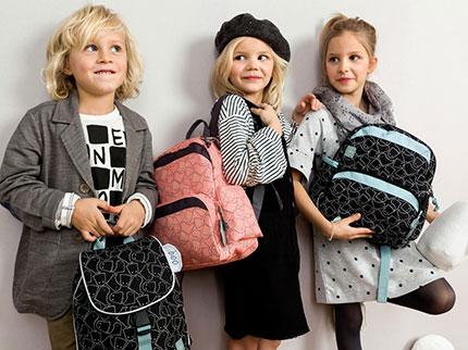 """Liebling der Woche: """"Spooky"""" – die coolen Kindertaschen von LÄSSIG"""