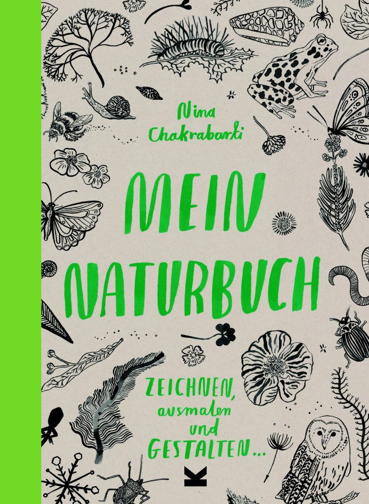 Naturbücher für Kinder; Naturbuch_Cover_DE
