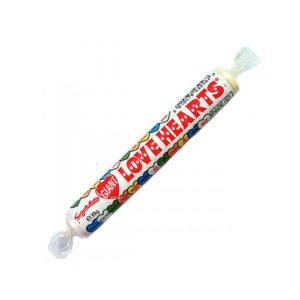 Zuckerdrops Süßigkeiten love hearts süßes Bonbons