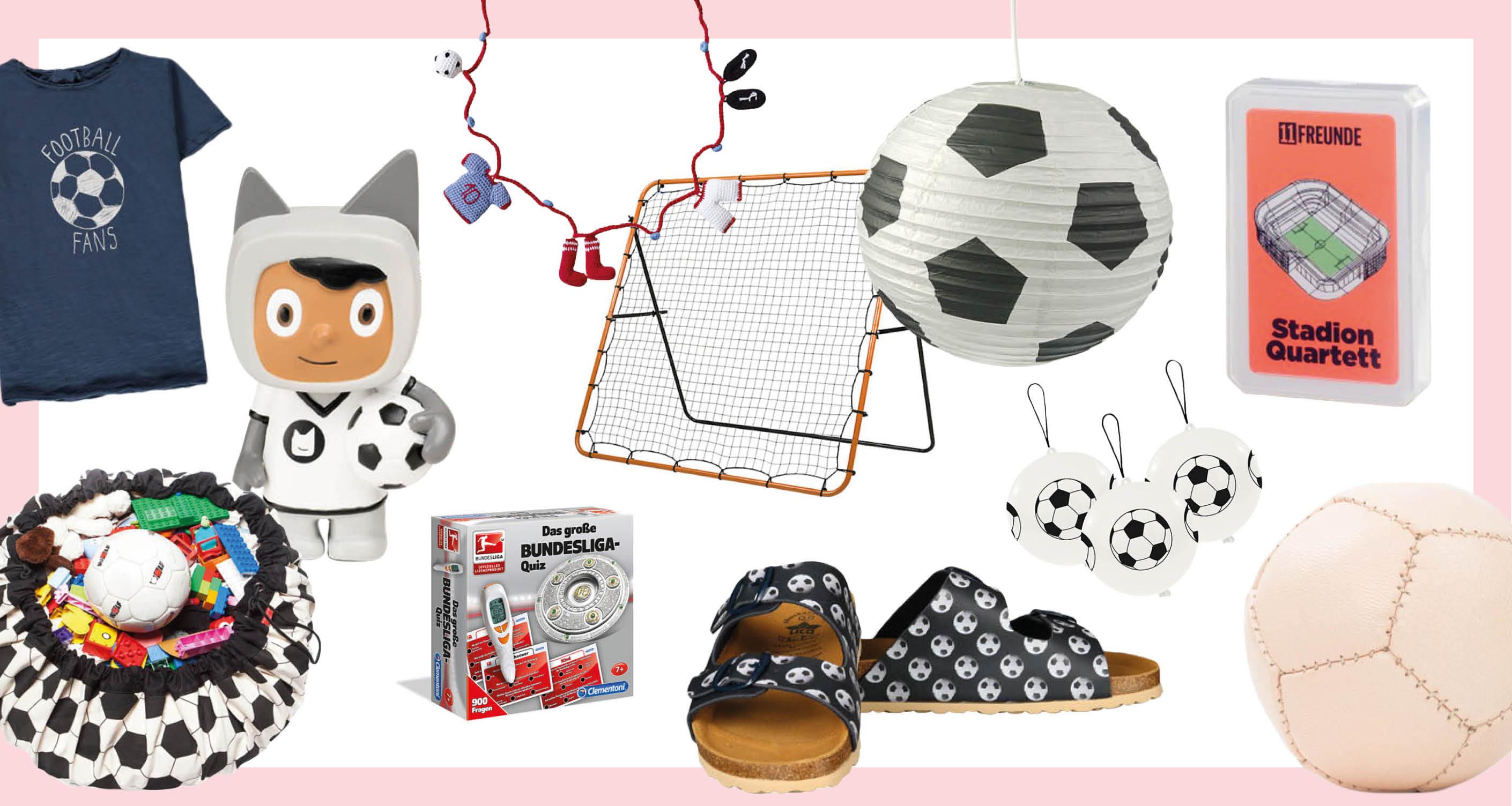 Bereit Zum Anpfiff Die Besten Fussball Accessoires Fur Kinder