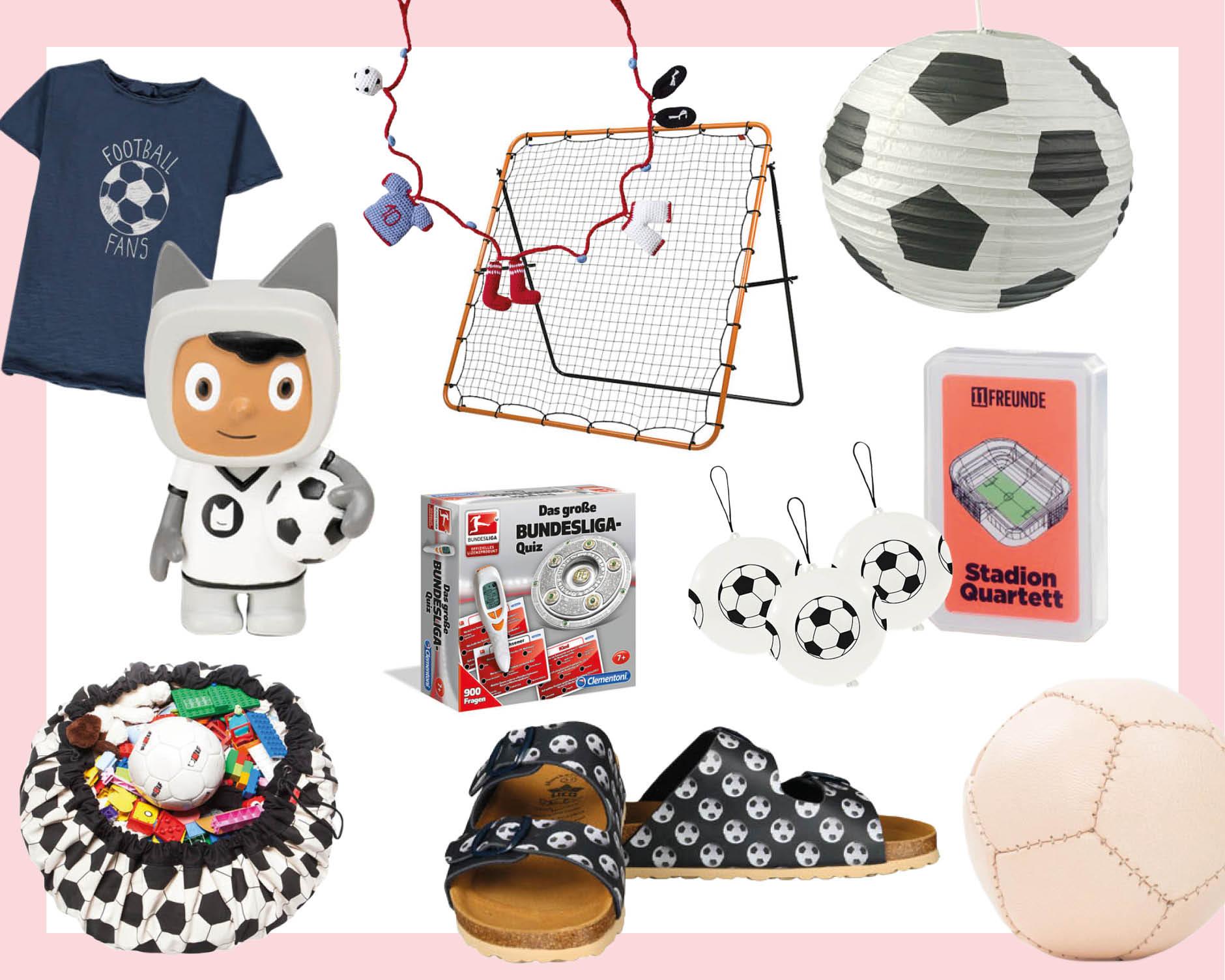 Bereit zum Anpfiff: Die besten Fußball Accessoires für Kinder zur WM 2018