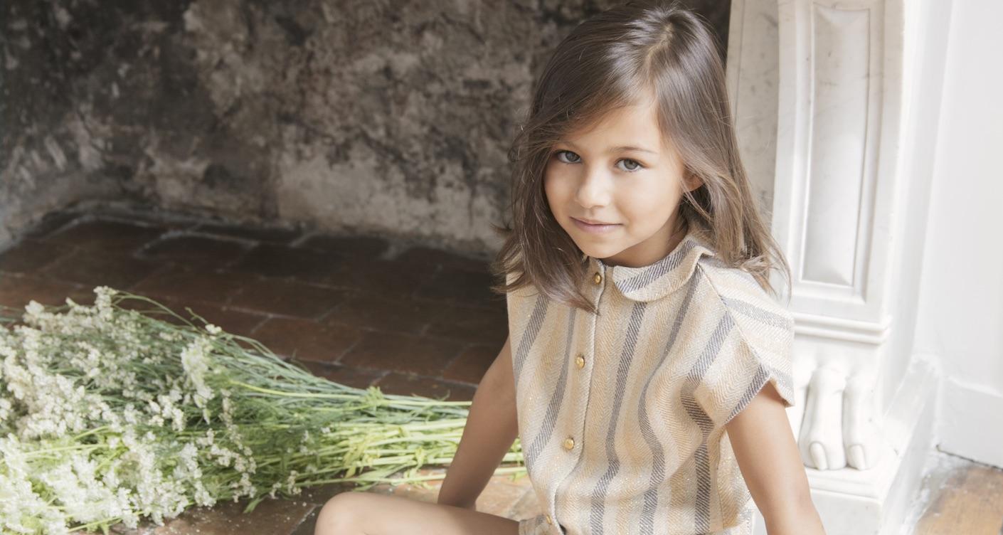 more photos a12f9 b2c80 Die französische Kindermarke Louis Louise Paris im Portrait