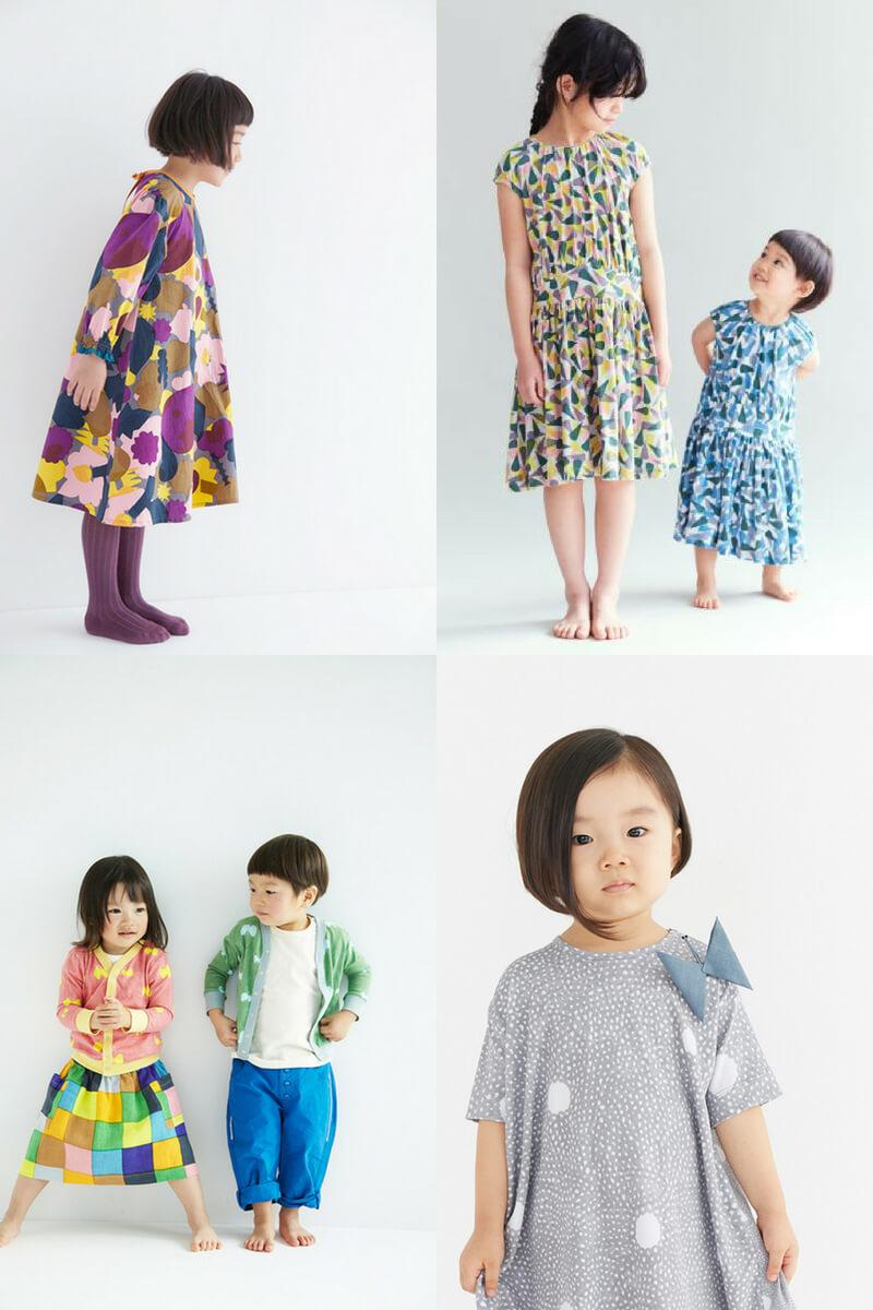 Minä Perhonen, japanische Kindermode