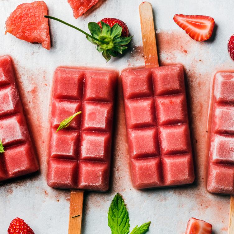 Schnell und lecker: Eis ohne Eismaschine selber machen