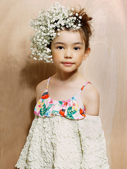 Editorial: Organic Kids – Neue Bademode für Kinder