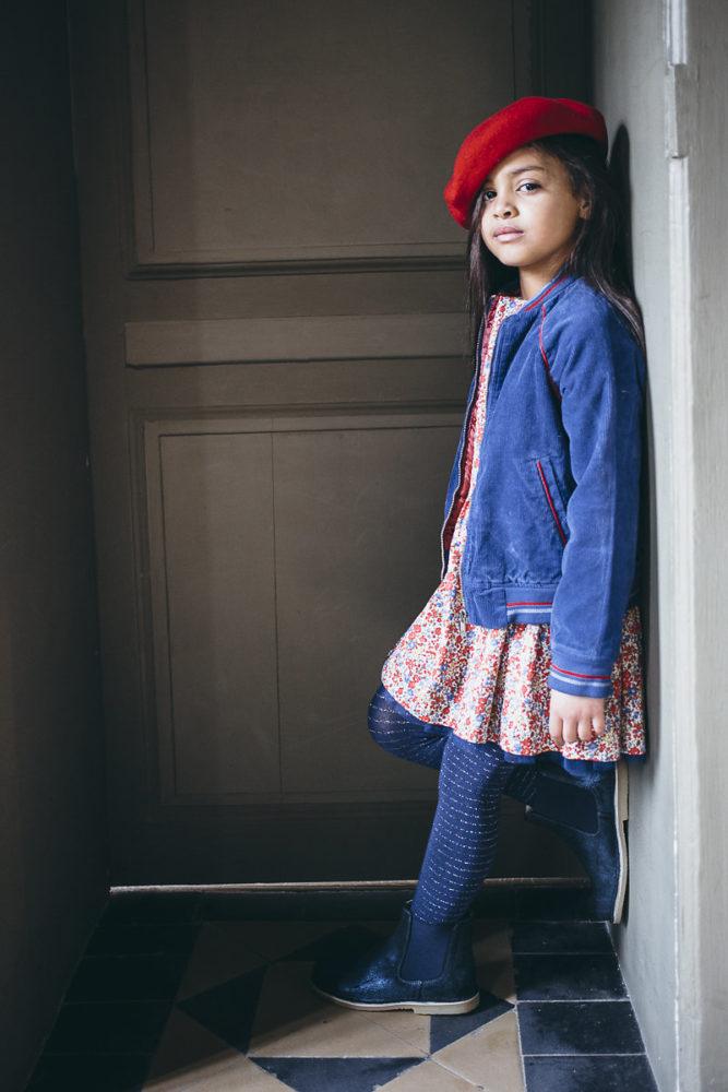 Kindermode aus Frankreich; Bonton Kindermode