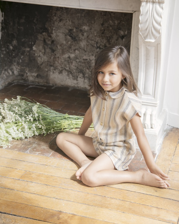 Wir lieben französische Kindermode! Interview mit Louis Louise-Designerin Julie Meiler