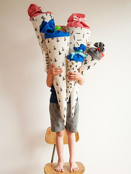 Einschulung: Schultüten und kleine Geschenke für den großen Tag!
