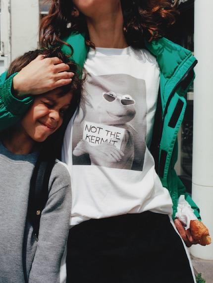 Die Muppets sind zurück! Sandro launcht Kinderkollektion mit Kermit