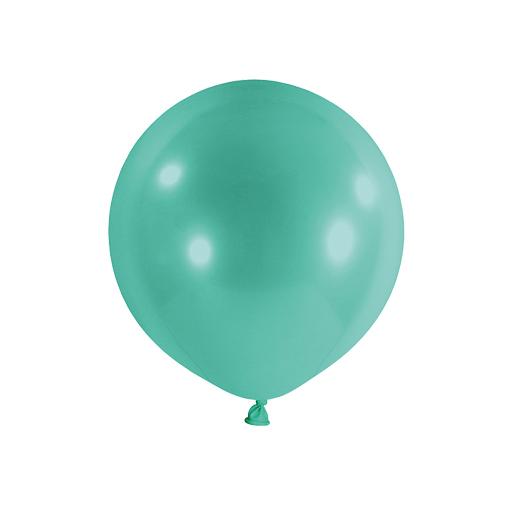 Luftballon XL mint grün Partydekoration Tischdekoration Überraschung Kindergeburtstag Geburtstag Feier