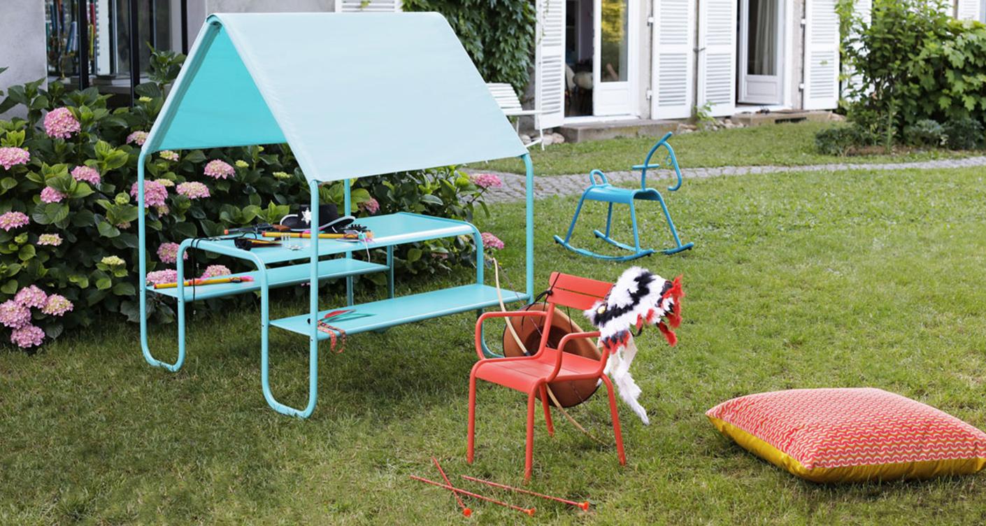 Outdoor-Spielspaß: Die schönsten Spielhäuser für den Garten!