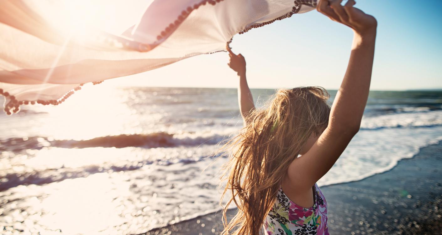 SOS: Was tun bei Sonnenbrand bei Kindern?
