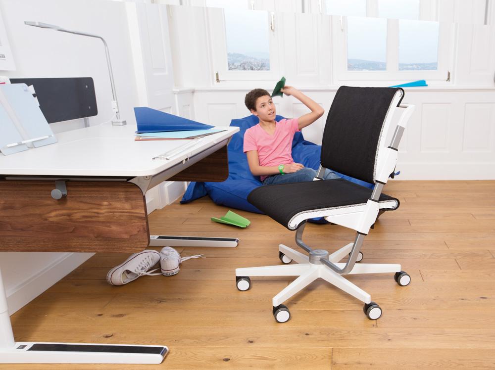Schreibtischstuhl für Kinder von moll