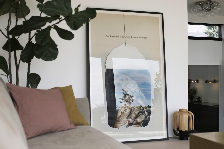 Tine Holt Moller, Soft Gallery, Homestory, Daenemark