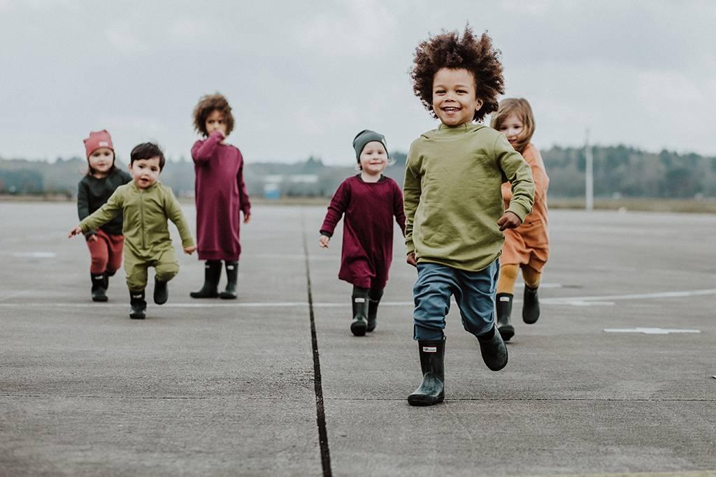 Kindermode aus Holland