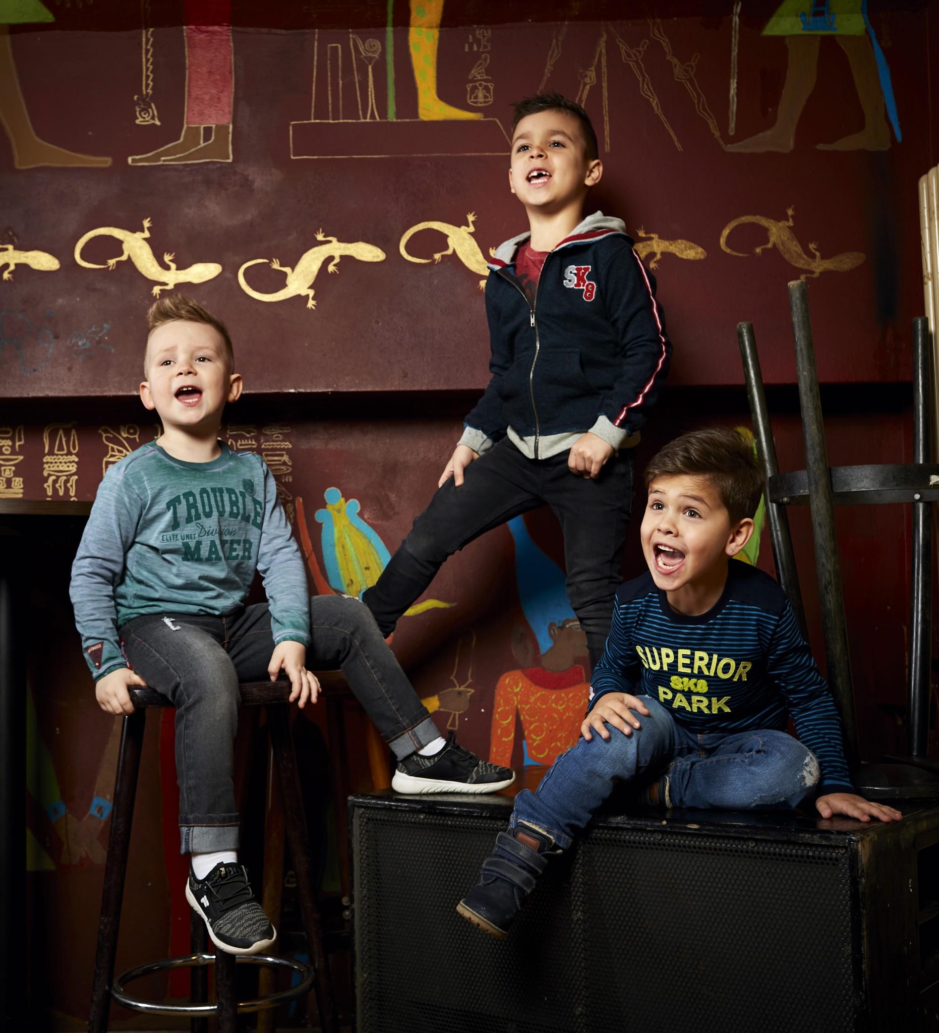 Bondi Kidswear, Mode zum Schulanfang