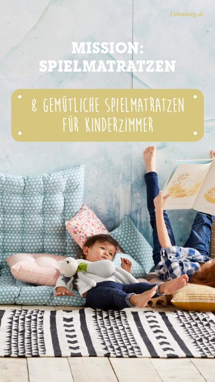 Spielmatratzen für Kinderzimmer