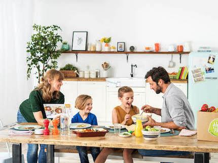 Einfach kochen für Kinder: Wir suchen Tester für die HelloFresh Family Box
