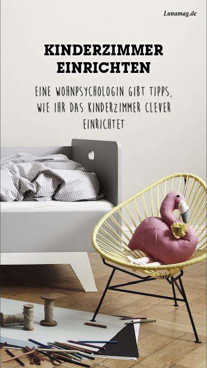 Kinderzimmer einrichten: Tipps von der Wohnpsychologin