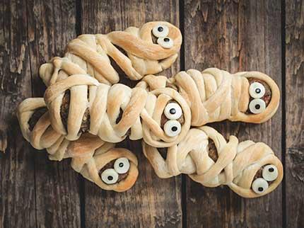 Gruselig & lecker: Rezeptideen für Halloween