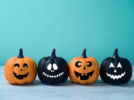 DIY: Coole Deko-Ideen mit Kürbissen für Halloween und Herbst