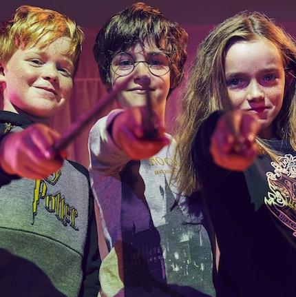 Für Harry Potter Fans – Neue Kinderkollektion, die gute Laune zaubert