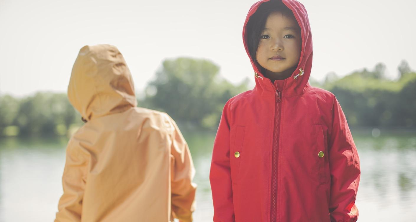 Regenjacken von Lea & Jojo : Nachhaltig & ökologisch produziert