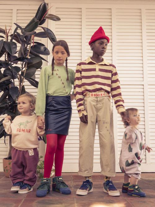 Reebok Classics, The Animals Observatory, Kinderschuhe, Kindersneaker