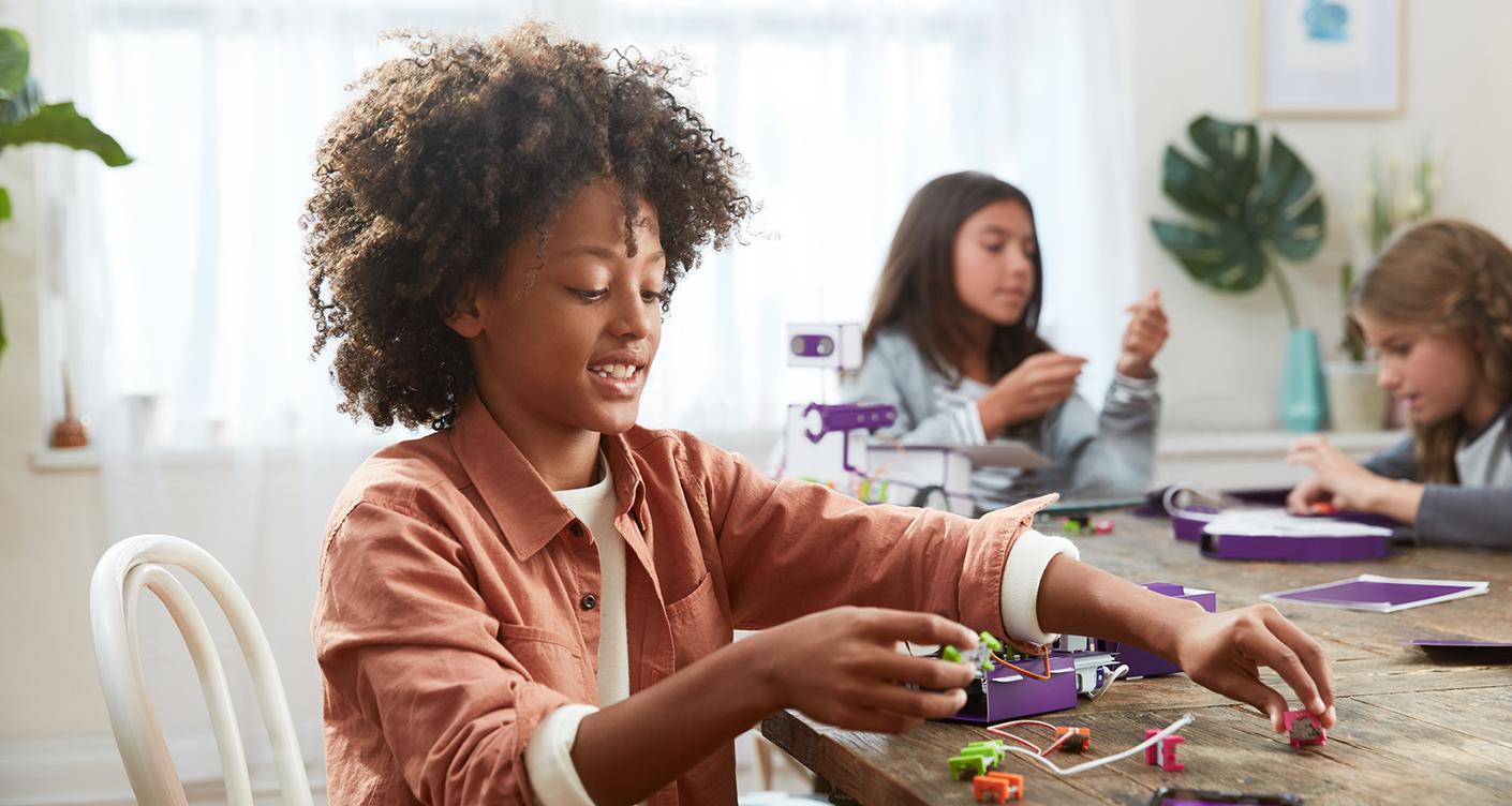 Mit den Inventor Kits von littleBits werden Kinder zu Erfindern