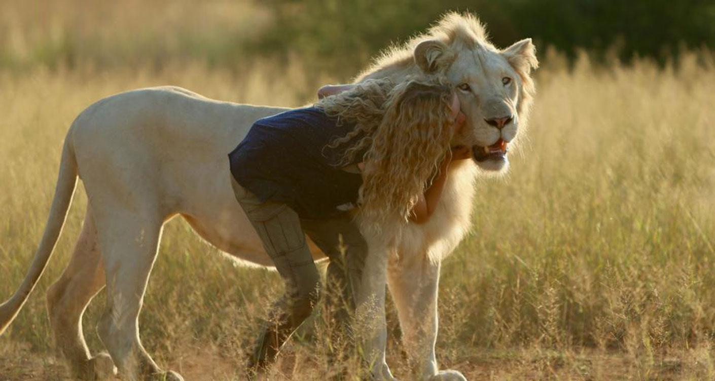 Mia und der weiße Löwe: Daniah de Villiers im Interview