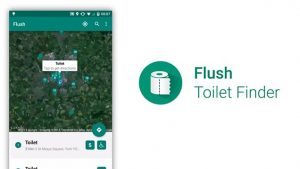Familien Eltern App Flush App