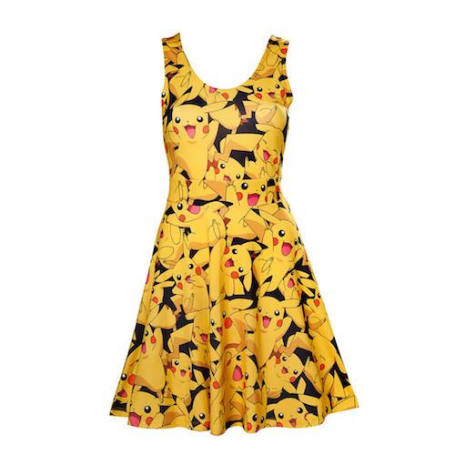Detektiv Pikachu Merchandise Kleid