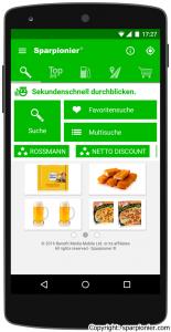 Familien Eltern App Sparpionir App