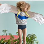Mädchen mit Flügeln von Liselotte Habets Fotoshootings Luna70