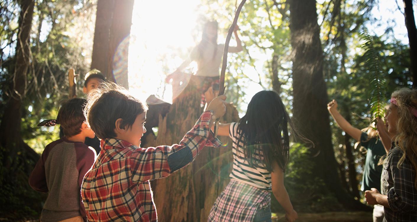 Naturcamps für Kinder: Spannende Aktivitäten im Freien