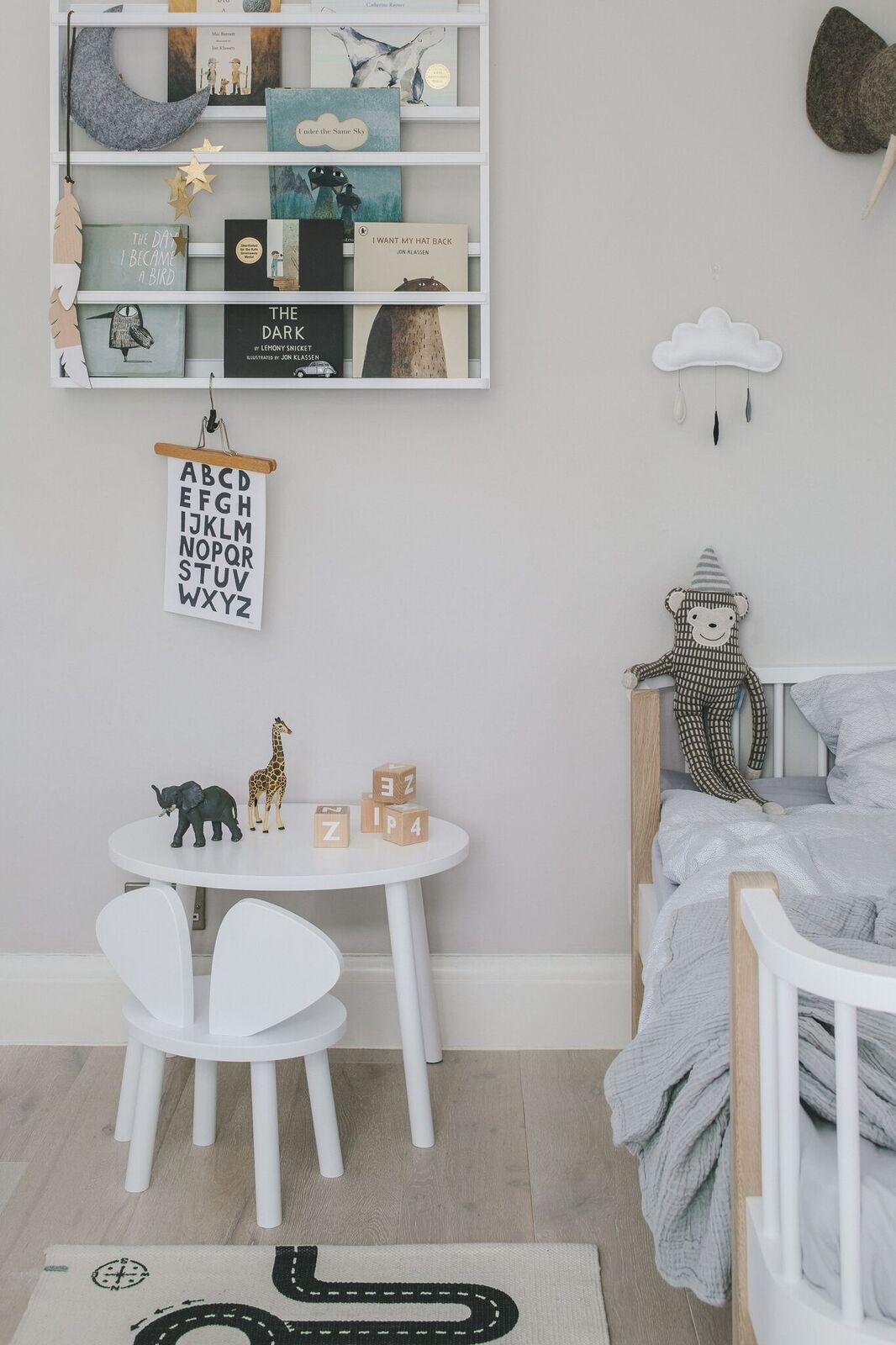Der skandinavische Stil im Kinderzimmer