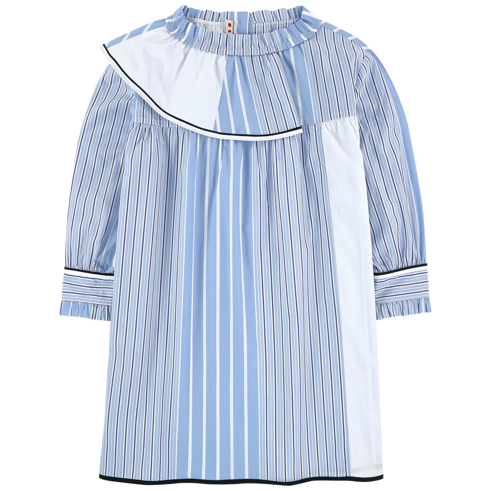 Kleid mit Streifen von Marni ss19