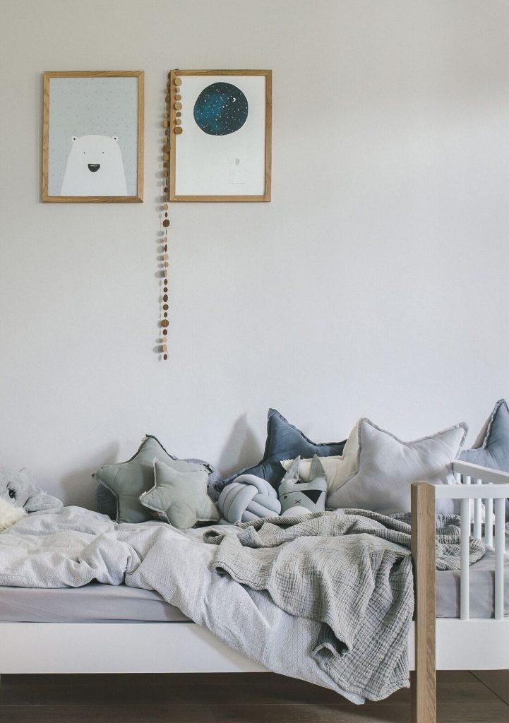 Kinderzimmer einrichten skandinavisch