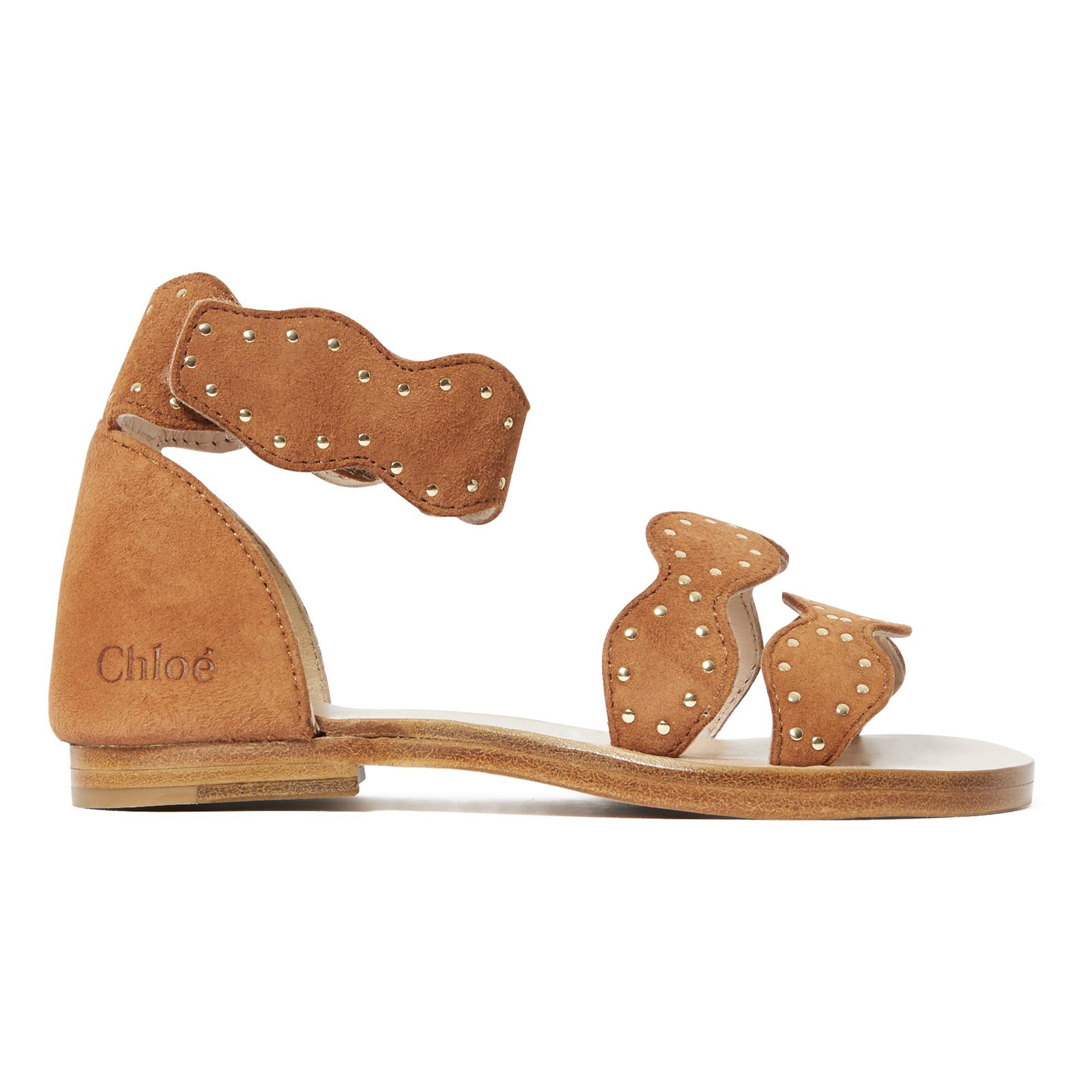 Sandalen von Chloé ss19