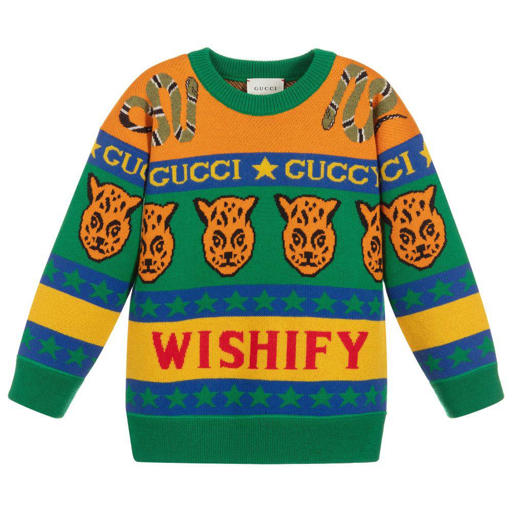Pullover von Gucci ss19