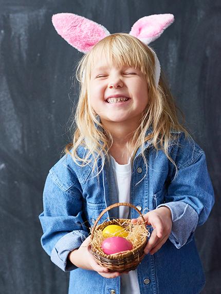 Ostergeschenke: 24 Ideen für Kinder