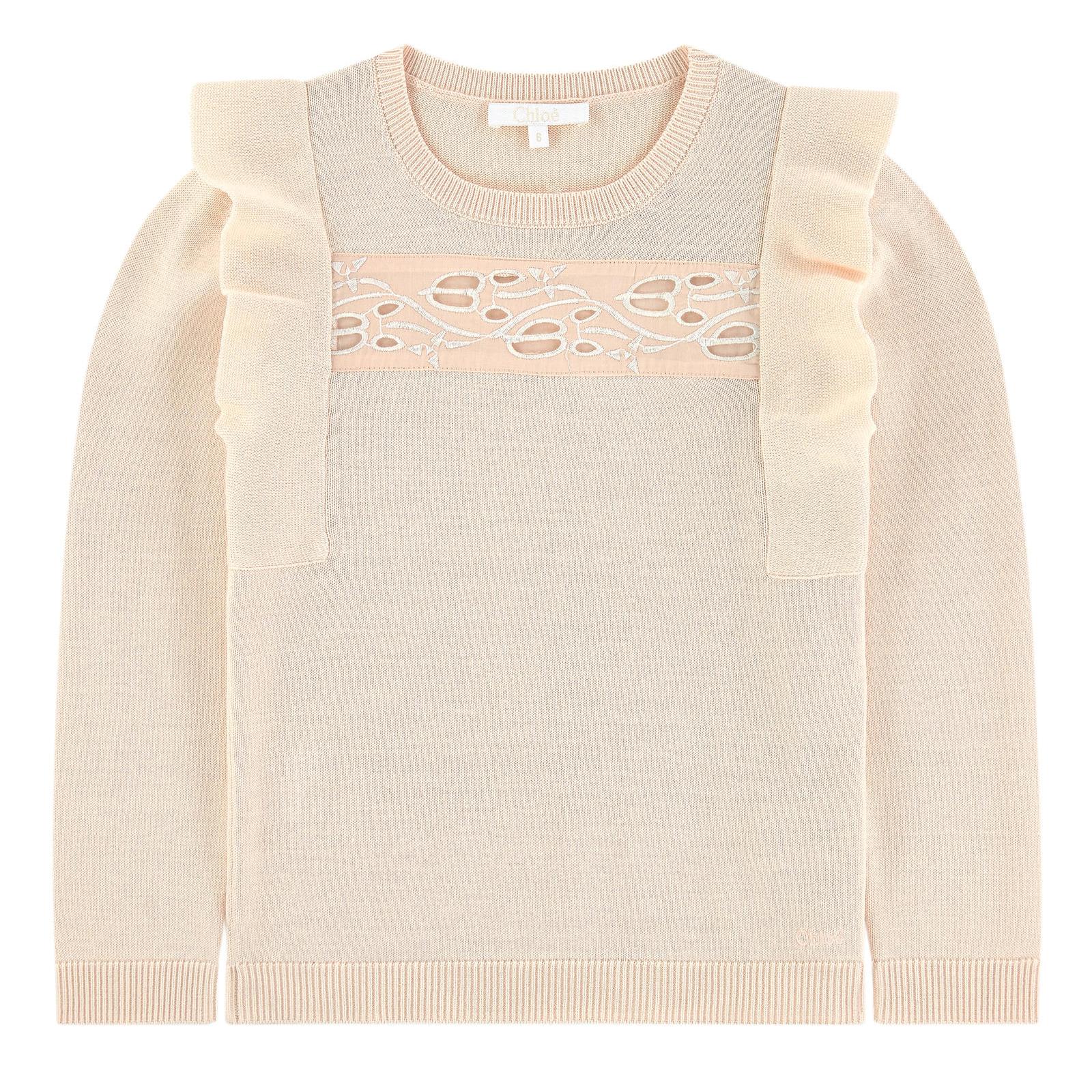 Pullover von Chloé ss19