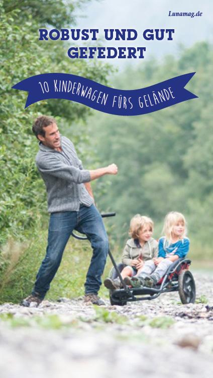Pinterest Kinderwagen fürs Gelände