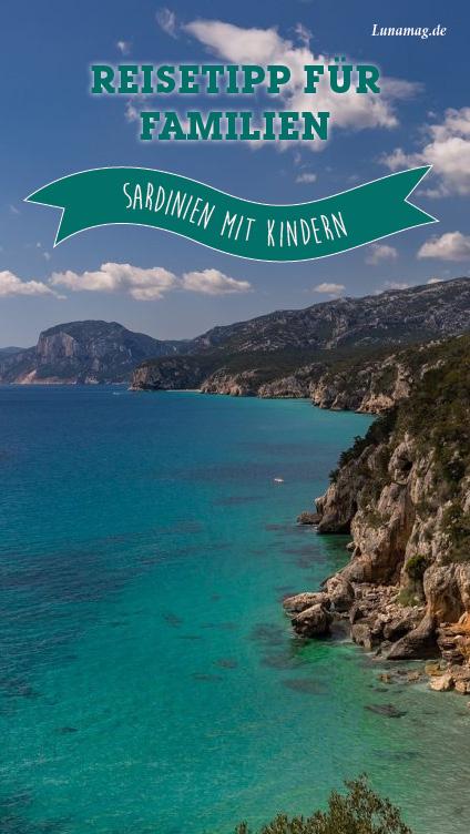 Pinterest Sardinien mit Kindern