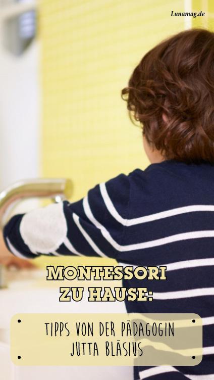 Pinterest Montessori